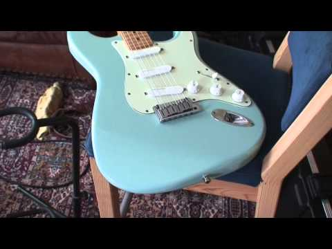 Here's a Nice Fender instead of a stupid joke:-) (STRAT PLUS)