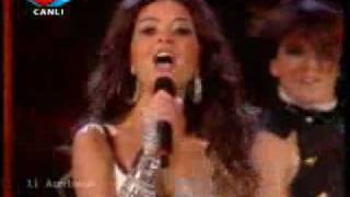 Eurovision 2009 Final : Azerbaijan AySel & Arash : Always Live