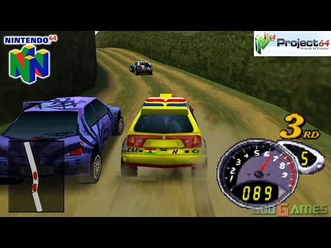 Top gear rally 2 n64 gameplay part 1 sciox Image collections