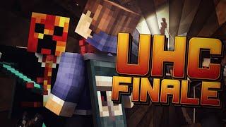 Minecraft YOUTUBER WINTER UHC - #6 & 7 FINALE! (Minecraft Ultra Hard Core) w/PrestonPlayz