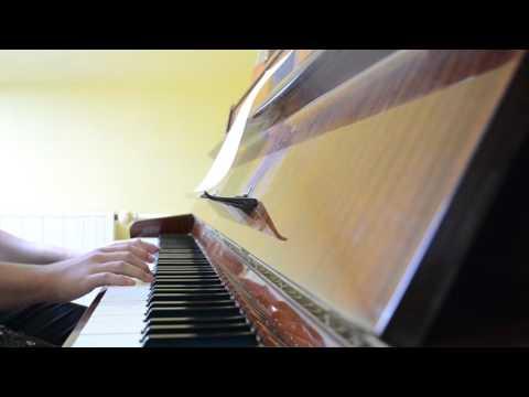 Pavel Callta - Jeden team (piano cover)