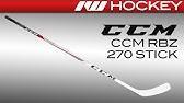 b15a8fdc9ce CCM RBZ 250 Stick Review - YouTube