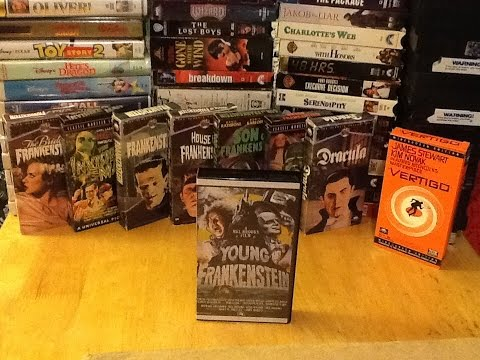 Rotten Rentals Young Frankenstein August 2015 Unboxing Review. #rottenrentals