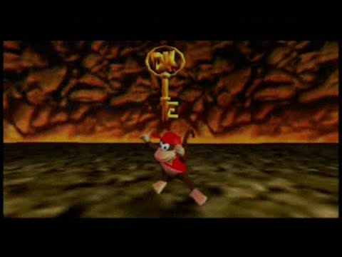 Donkey Kong 64: Instantly Beat the Dragonfly Boss Trick/Glitch