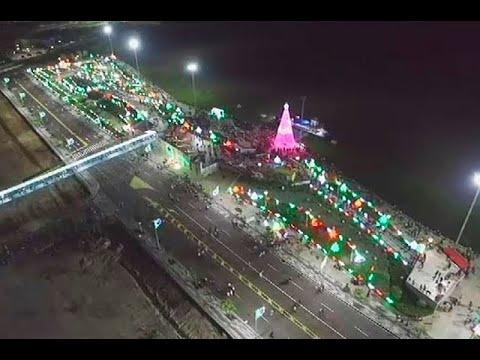 Barranquilla Le Da La Bienvenida A La Navidad Con 200 Mil Bombillos LED - Noticias Caracol