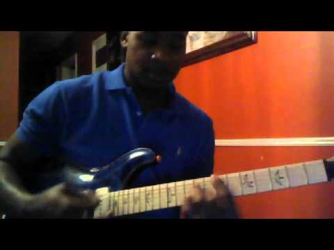 how to play find my way back by -jaheim