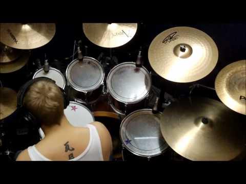 Korn - Word Up - Drum Cover