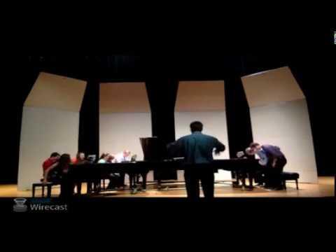 Mansfield University Piano Recital 2016