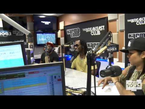 Asante Samuel Interview On The Breakfast Club Power 105 1 FM