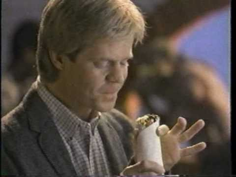 Taco Bell Ad With William H Macy Ca 1984 Youtube