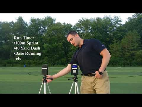 Infrared Sport - Athletic Timing System
