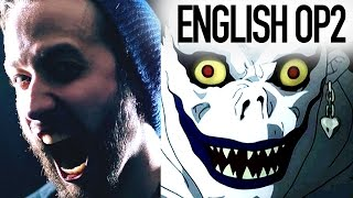 Death Note Opening 2 ~ What's Up People? (Maximum the Hormone) ENGLISH COVER