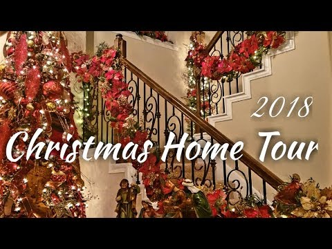 🎄❤🎄Christmas 2018 Home Tour🎄❤🎄