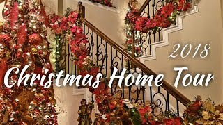 🎄❤🎄Christmas 2018 Home Tour🎄❤🎄