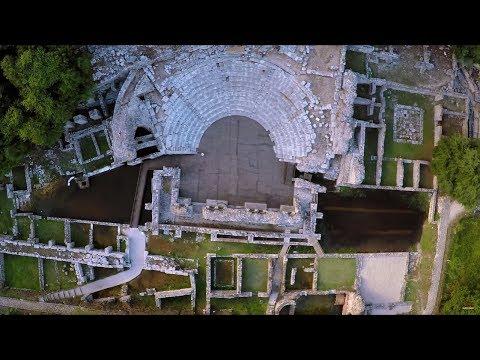 Butrint / Buthrotum, Albania Archaeological Site - 2017