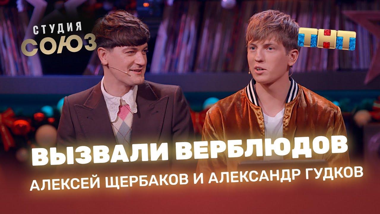 Студия Союз: Алексей Щербаков и Александр Гудков вызвали верблюдов