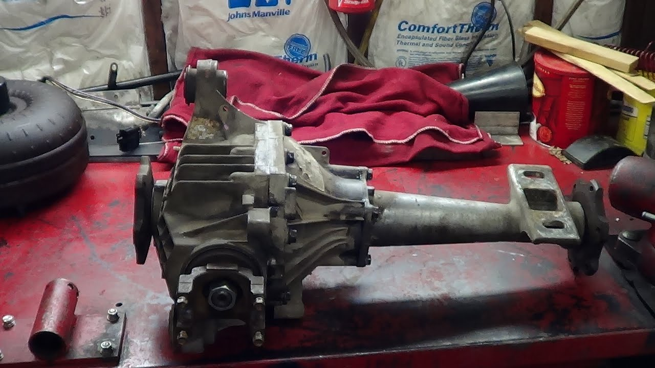 Gm 8 25 Ifs Front Diff Rebuild Part 2 Youtube