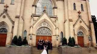 Trenton and Nicole - Wedding Day Highlights