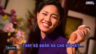 Á Hậu Thanh Tú và những khoảnh khắc BÁ ĐẠO trong hậu trường Hành Trình Văn Hóa Việt