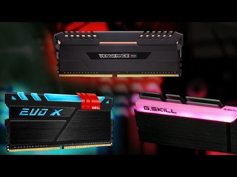 The Best RGB RAM – Final Answer