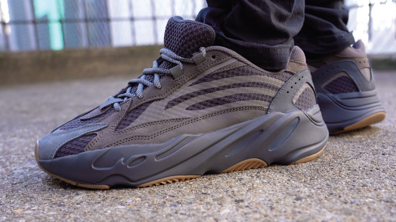 Adidas Yeezy Boost 700 V2 Geode Review On Feet Youtube