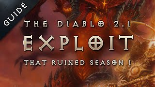 this exploit ruined diablo 3 2 1 season 1 300 paragon levels in 4 hours