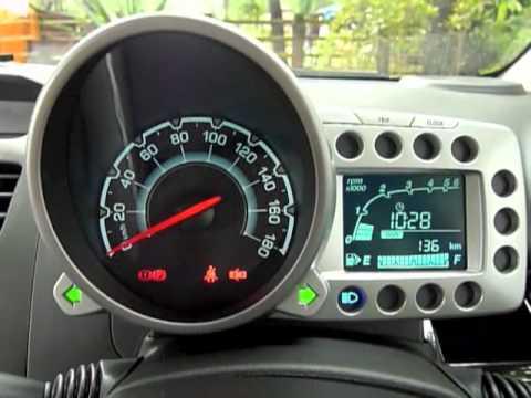 Chevrolet Beat Diesel - Engine NVH
