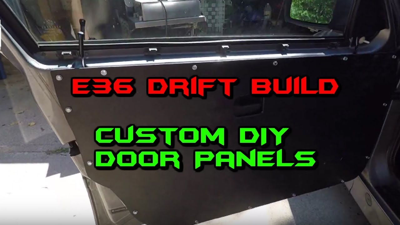 Custom Door Panels Diy Drift Build