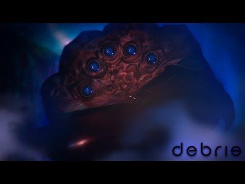 THE SCARIEST UNDERWATER SURVIVAL GAME EVER. - Debris Full Release Gameplay