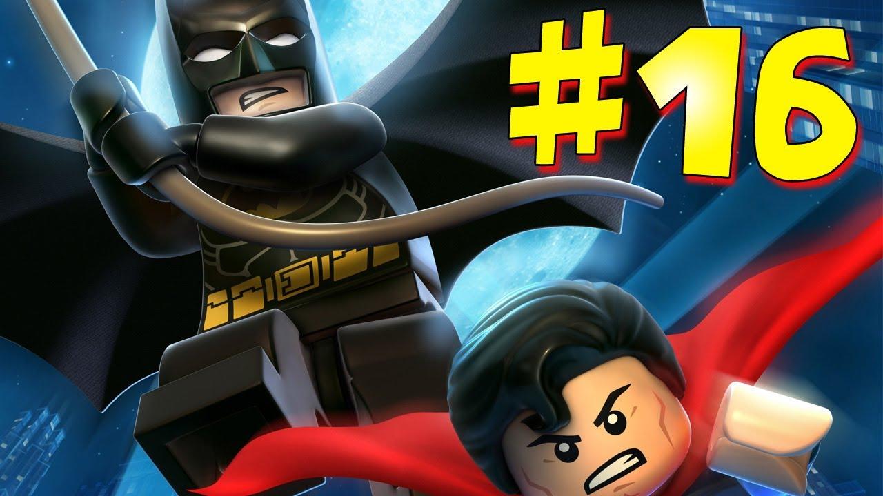 Lego Batman 2: DC Super Heroes - Walkthrough - Part 16 [HD ...