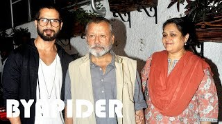 Shahid Kapoor Family Photos    Father, Mother, Wife & Daughter!!!
