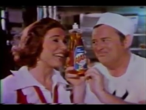 Ajax Dishwashing Liquid Commercial 1977