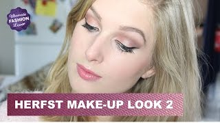 Herfst Make-up Look #2 ♥ Oudroze Thumbnail