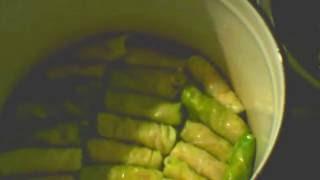 Голубцы с  ранней капустой- быстрые, вкусные и полезные