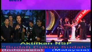 nirwana band live aim ke 19 di malaysia ditayangkan di cek ricek rcti mp4