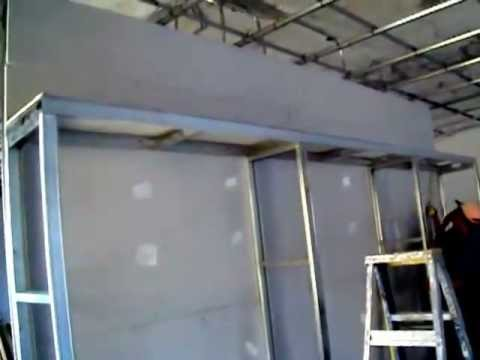 a muebles de tablaroca 30 - YouTube