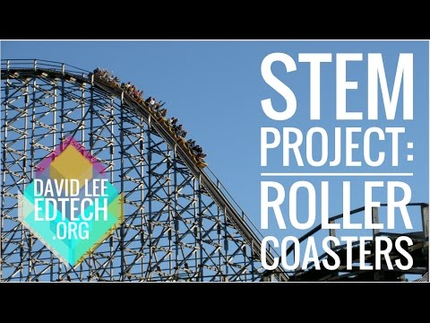 Stem Activity For 1st Grade Roller Coasters Youtube