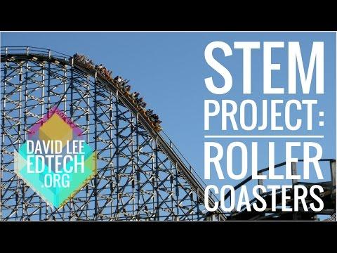 STEM Activity for 1st Grade: Roller Coasters