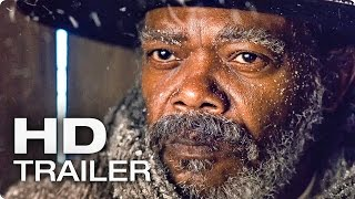 THE HATEFUL EIGHT Exklusiv Trailer 2 German Deutsch (2016)