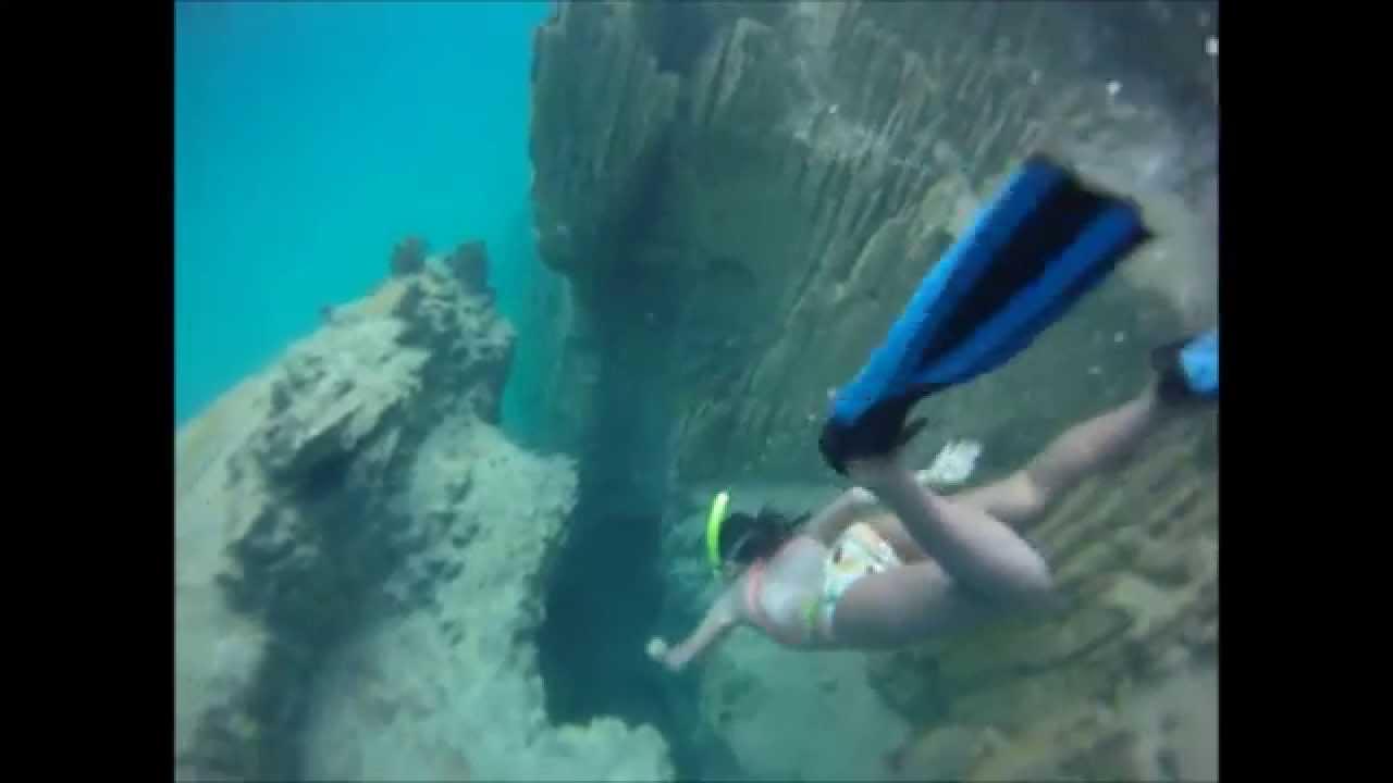 Freedive in Kayangan Lake and Barracuda Lake in Coron, Palawan #GOPRO