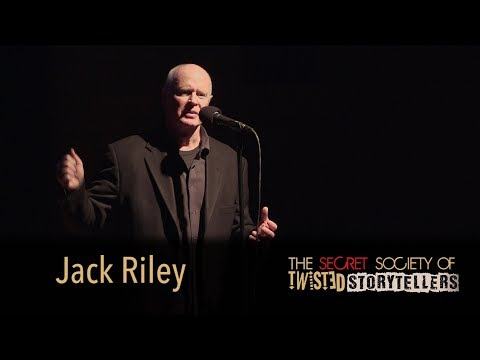 """The Secret Society Of Twisted Storytellers - """"FAMILY FEUD!"""" - Jack Riley"""