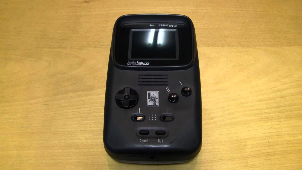 TURBO EXPRESS (AKA PC-ENGINE GT) PART 1 - a review by the RETRO GAMBLER