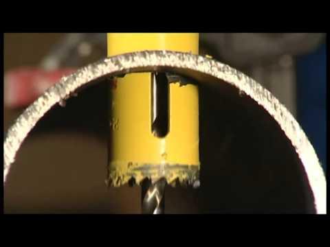 Video Demonstrativo Sierra de Copa Bi Metal FastCut