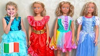 Cinque Bambini Mania andrà al ballo della principessa