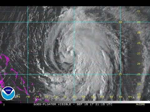 HURRICANE JOSE MOVING NORTHWEST 75 MPH WINDS. TROPICS GETTING VERY BUSY