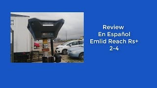 Review en español Emlid Reach 2 de 4