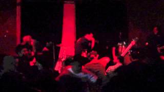 Infernal Revulsion - Deep Down Human Being [Live @ the Paper Box, NY - 10/24/2013]