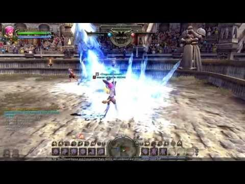 Dragon Nest PVP Tournament Top 16