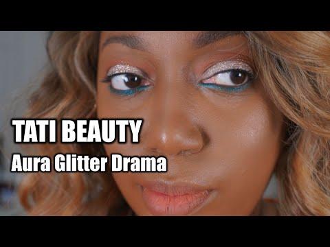 Tati Beauty 2 Week Follow Up Palette Review Aura Tutorial thumbnail