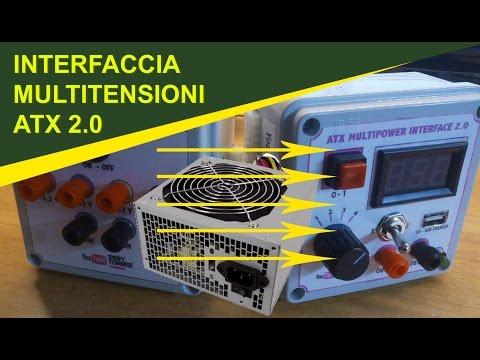 Interfaccia per alimentatori ATX 2.0 - ATX multipower interface